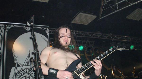 Markus from Ensiferum
